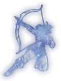 Huntress Constellation Icon