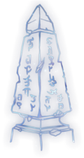 Obelisk of Menhir Constellation Icon