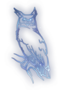 Owl Constellation Icon
