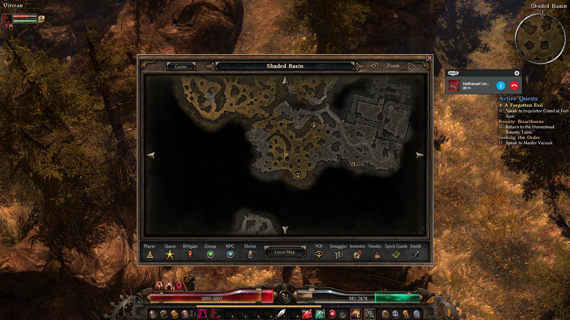 Bounty: Briarthorns | Grim Dawn Wiki | FANDOM powered by Wikia