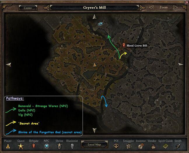 Gryver's Mill | Grim Dawn Wiki | FANDOM powered by Wikia