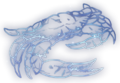 Crab Constellation Icon