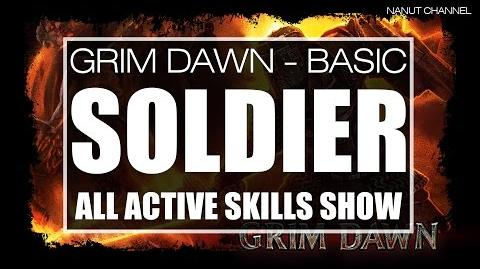 Soldier | Grim Dawn Wiki | FANDOM powered by Wikia