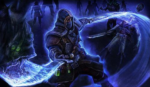 Nightblade | Grim Dawn Wiki | FANDOM powered by Wikia