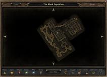 The Black Sepulcher map