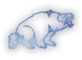 Wolverine Constellation Icon
