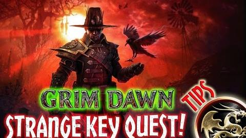 Grim Dawn Act 1 Strange Key - Primarch Tips