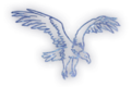 Vulture Constellation Icon