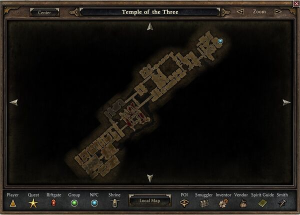 Temple of the Three | Grim Dawn Wiki | FANDOM powered by Wikia