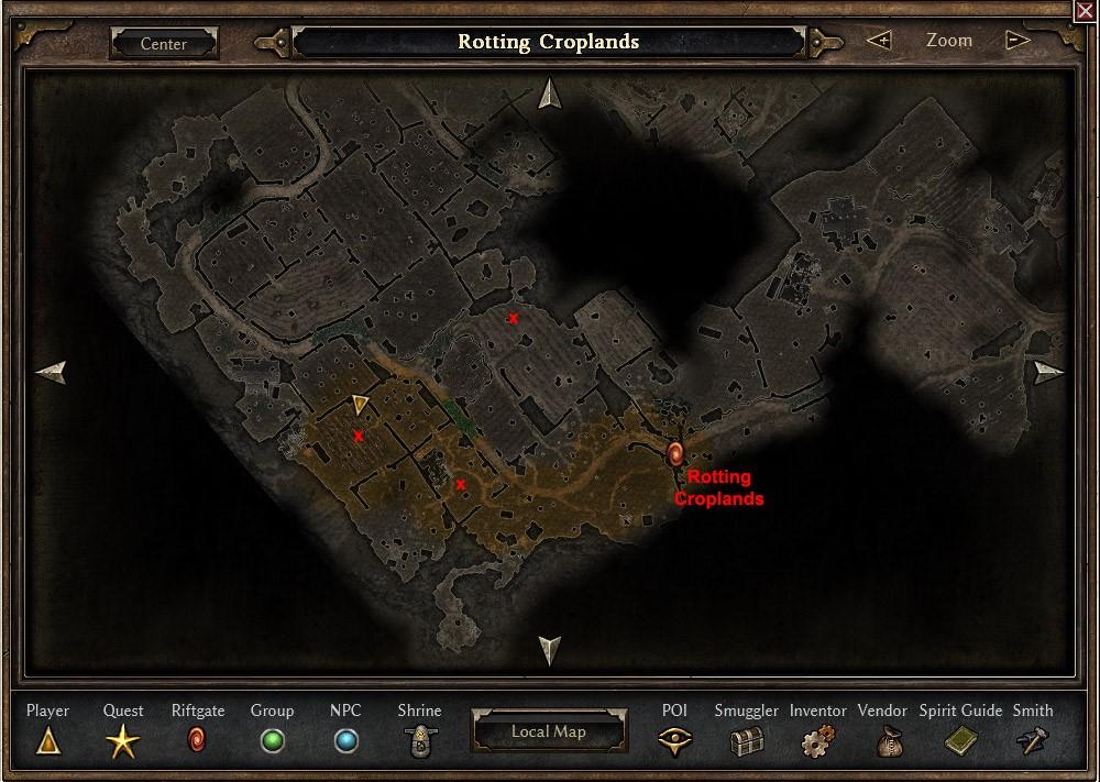 grim dawn shaman upheaval guide