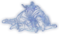 Dying God Constellation Icon