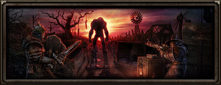 Grim Dawn Red Sky