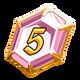 Rank 05 quartz