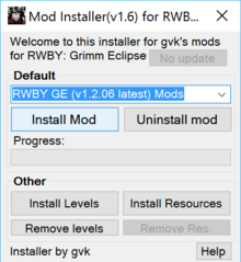 Screenshot Mod Installer 1