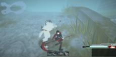 Ge pre-alpha white beowolf