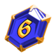 Rank 06 sapphire