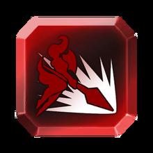 Skill Pyrrha Spear