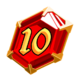 Rank 10 ruby