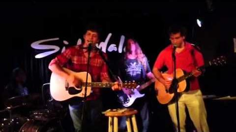 Parker Bagley & the Latchkey Kids @ Sidewalk Cafe
