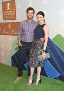 David-giuntoli-and-bitsie-tulloch-at-the-brooks-brothers 002