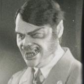 Hitler in Aufwallung