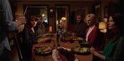 Abendessen bei Monroe