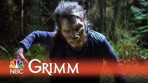 Grimm - Creature Profile Lycanthrope (Digital Exclusive)