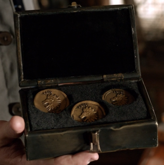 Coins Of Zakynthos Grimm Wiki Fandom Powered By Wikia