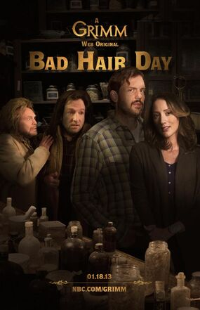 Bad Hair Day Promo