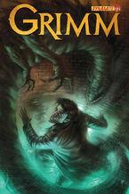 Comic 11 Cover