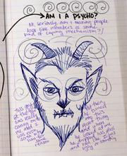 Ziegevolk Trubel's Diary