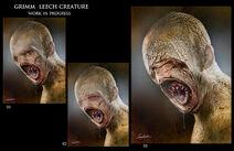 Grimm leech creature0103