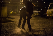 205 - Nick kicking his attacker
