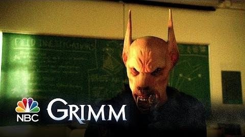 Grimm - Creature Profile The Anubis (Digital Exclusive)