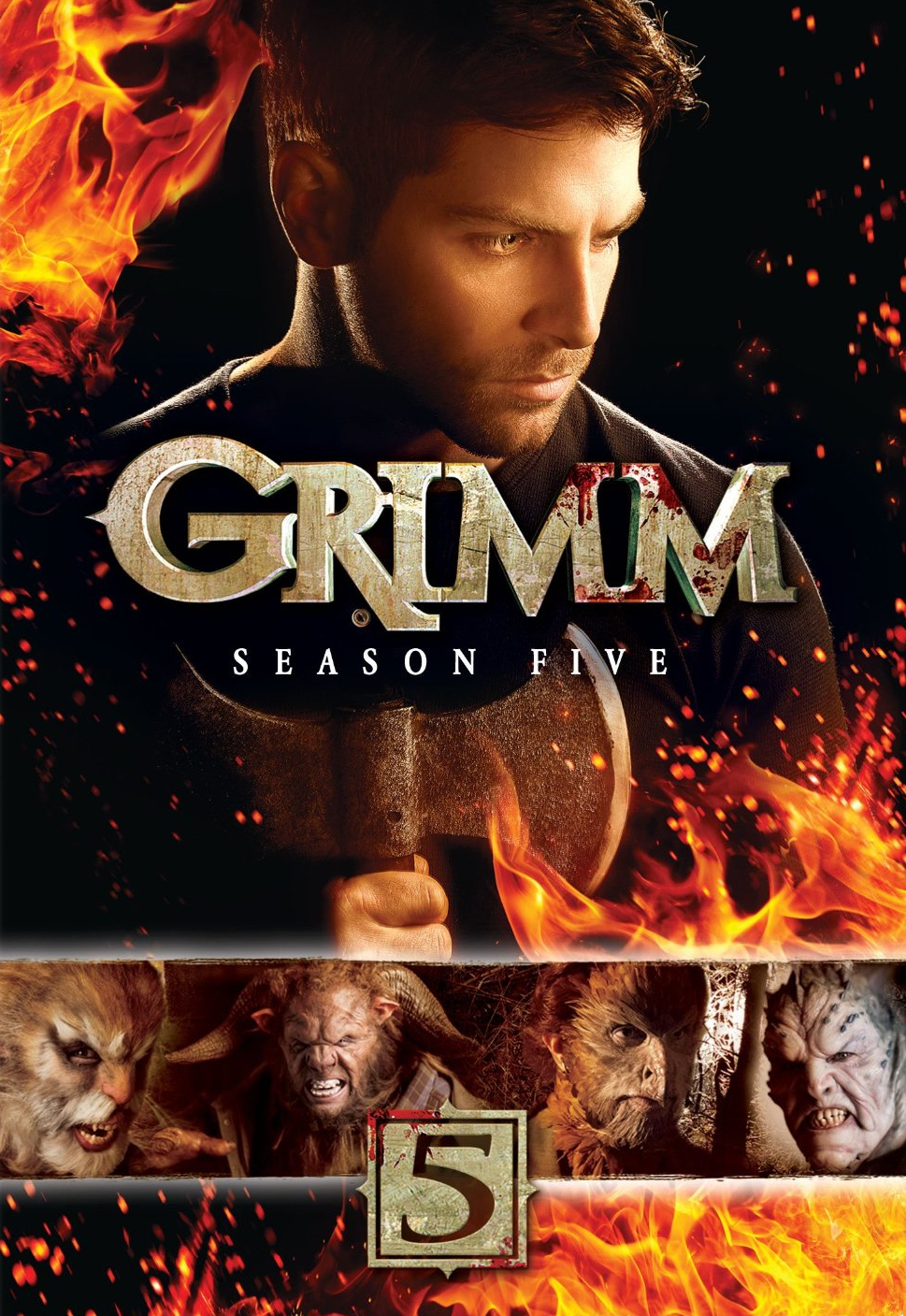 Serie Grimm Staffel 4