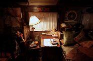 Intérieur de la caravane 07