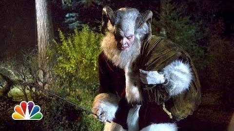Creature Profile Krampus - Grimm
