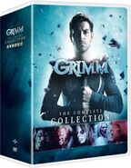 Complete Collection Re-release DVD