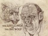 A három kismalac és a farkas