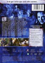 Primera temporada DVD (R2) (contraportada)