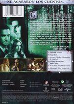 Segunda temporada DVD (R2) (contraportada)