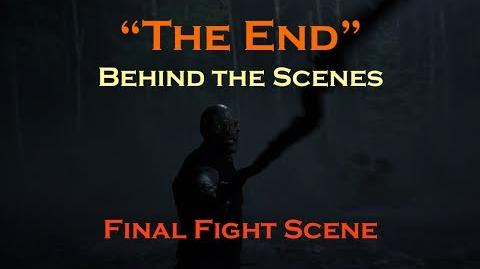 "Grimm - ""The End"" - Behind the Scenes of Final Fight Scene"