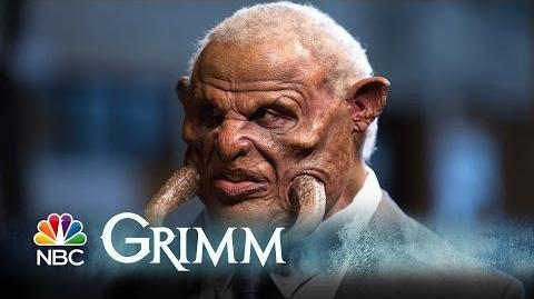 Grimm - Creature Profile Schinderdiv (Digital Exclusive)
