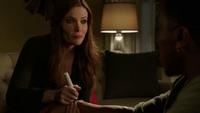 Juliette patient Hank maison 1x03