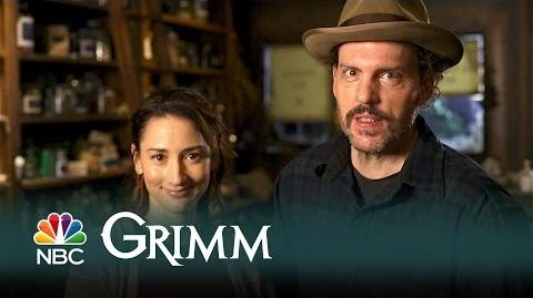 Grimm - Memorable Moments Bree Turner and Silas Weir Mitchell (Digital Exclusive)
