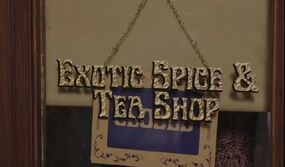 ExoticSpice & Tea Shop