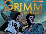 Grimm: The Warlock Issue 1