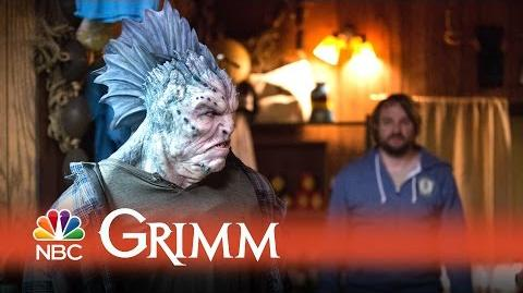 Grimm - Creature Profile Wasser Zahne (Digital Exclusive)