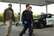 207 - The police at crime scene