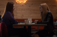 212-Juliette and Adalind in coffee shop